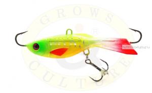 Балансир-бабочка Grows Culture Jigging Fly 15гр / цвет:  002