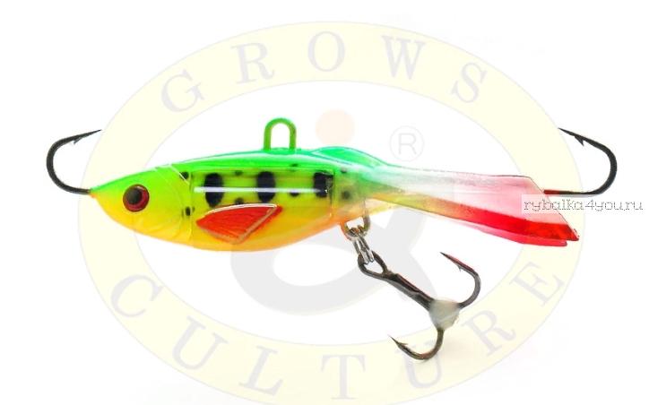 Балансир-бабочка Grows Culture Jigging Fly 15гр / цвет: 003  - купить со скидкой