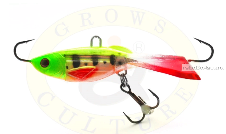 Купить Балансир-бабочка Grows Culture Jigging Fly 15гр / цвет: 010