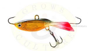 Балансир-бабочка Grows Culture Jigging Fly 15гр / цвет:  012
