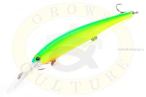 Воблер Grows Culture Bandits Walleye Deep 120мм, 17.5гр / цвет:   2#