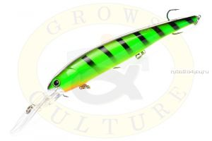 Воблер Grows Culture Bandits Walleye Deep 120мм, 17.5гр / цвет:   15#
