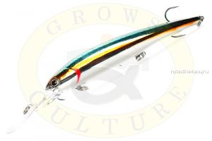 Воблер Grows Culture Bandits Walleye Deep 120мм, 17.5гр / цвет:   16#