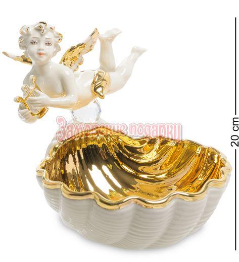 """Статуэтка """"Ракушка с ангелом"""" (Sabadin Vittorio)"""