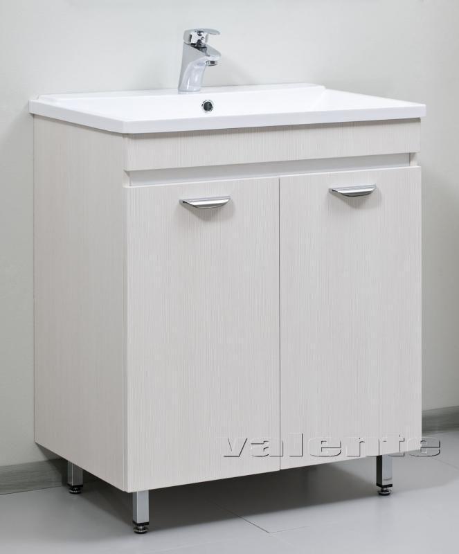 Напольный шкаф с раковиной Valente Massima 70 (Массима) 70х45 ФОТО
