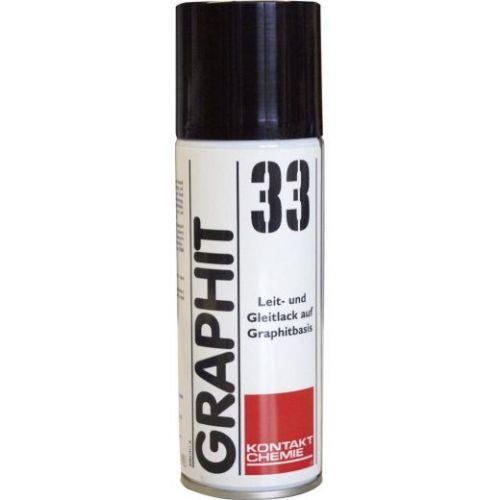 Graphit 33 - токопроводящее покрытие на основе графита