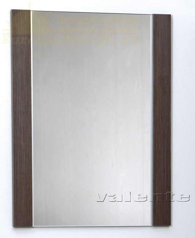 Зеркало в ванную Massima (Массима) 53х65 дуб ФОТО