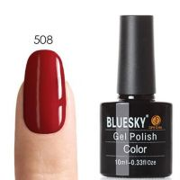 Bluesky (Блюскай) 80508 Wildfire гель-лак, 10 мл