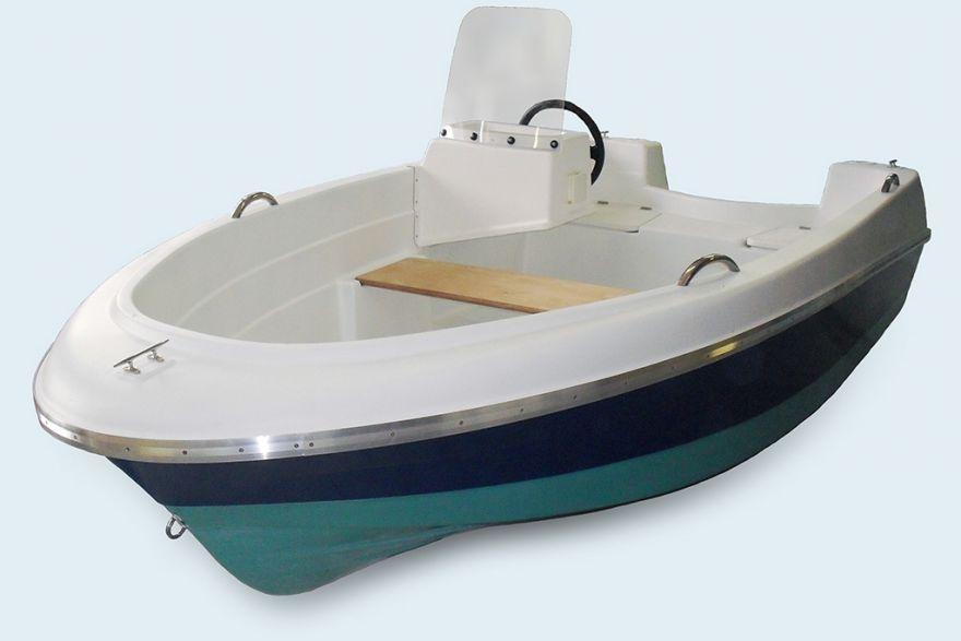Моторная лодка повышенной вместимости ВИЗА Легант-350