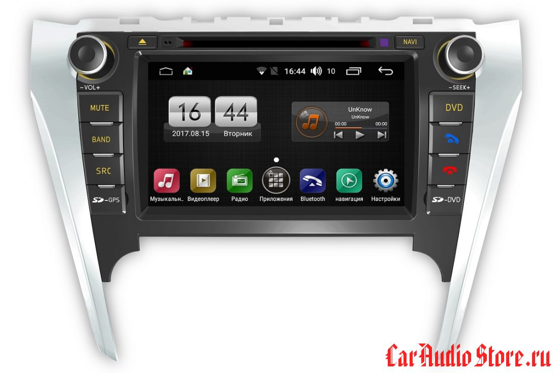 FarCar s170 для Toyota Camry 2012+ на Android (L131)