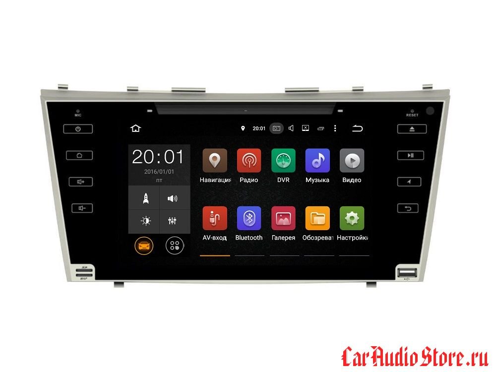 FarCar s130H для Toyota Camry на Android (V064BS)
