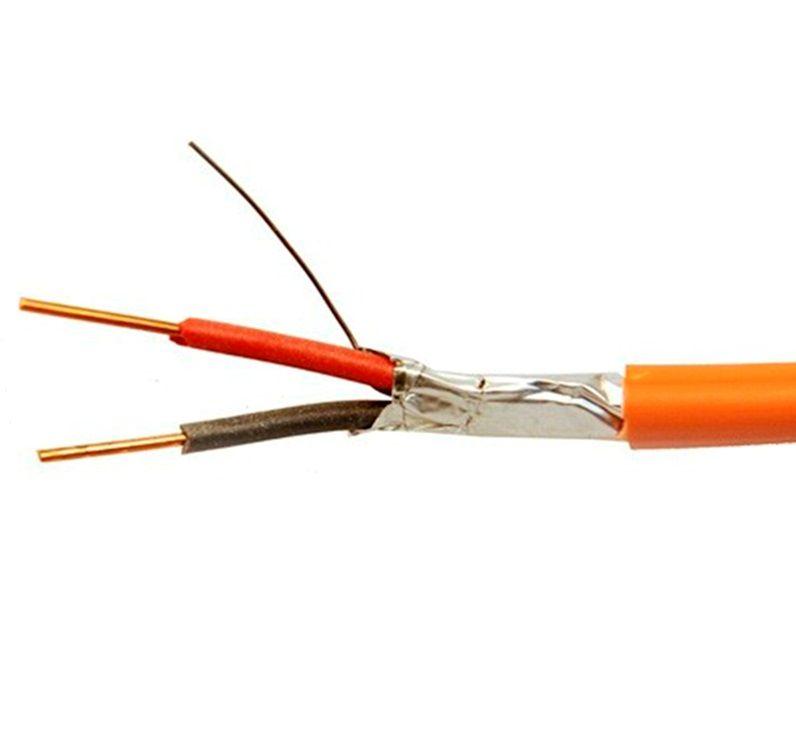 Провод КПСЭнг(А)-FRLS 1х2х0,5 экранированный