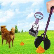 Приспособление для бесконтактной уборки собачьих экскрементов