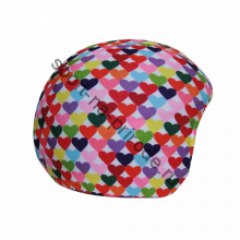 Colour Hearts нашлемник