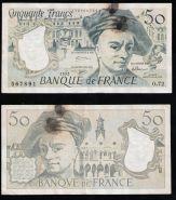 Франция 50 франков 1992