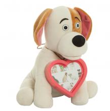 Щенок-романтик поющая игрушка