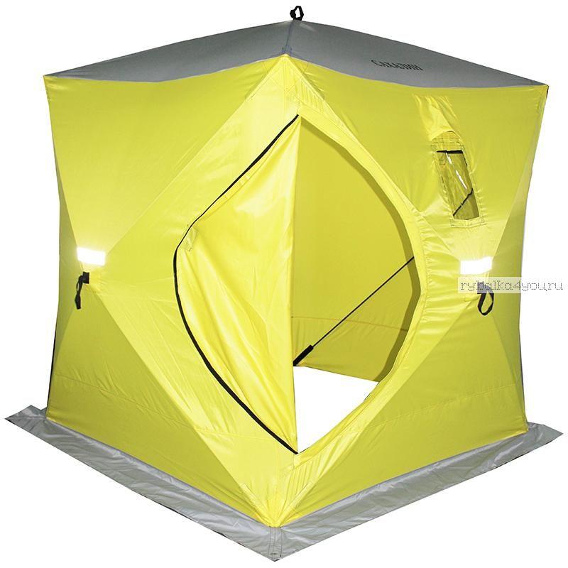 Купить Палатка для зимней рыбалки Сахалин 2