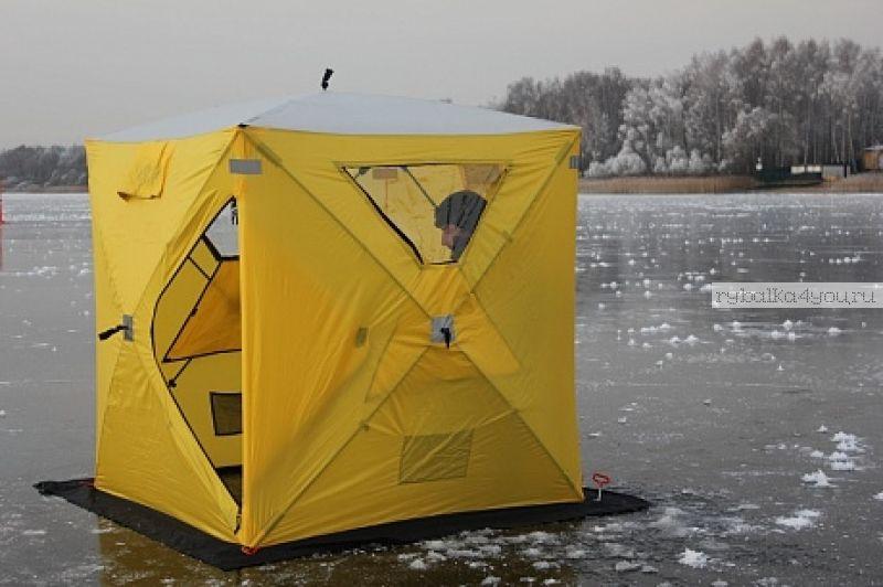 Купить Палатка для зимней рыбалки Сахалин 4