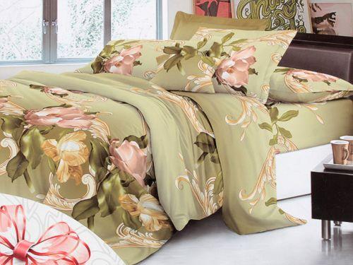 АКЦИЯ!!Комплект постельного белья  ( семейный)№XY104