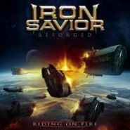 "IRON SAVIOR ""Reforged - Riding On Fire"" 2017 [2CD]"