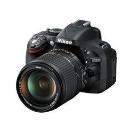 Nikon D5200 Kit 18-140mm VR