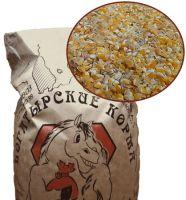 Микронизированный размол кукурузы 30 кг. Богатырские корма