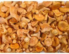 Грибы лисички Россия от 1 кг