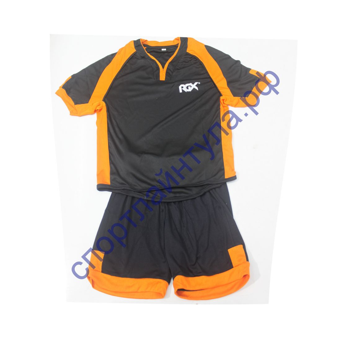 Футбольная форма RGX-FBF02JR Black/Orange