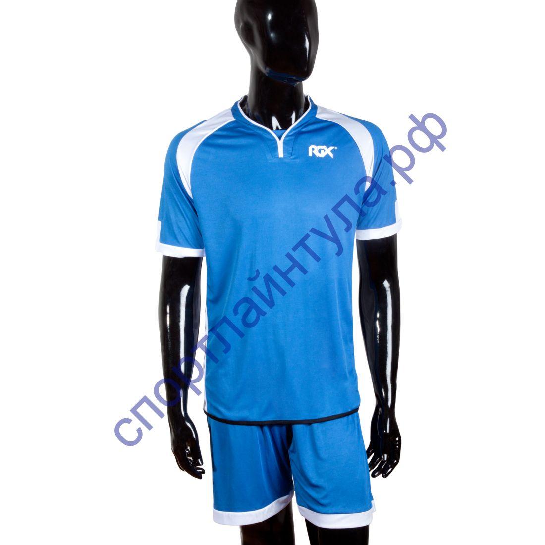 Футбольная форма RGX-FBF02JR Blue/White