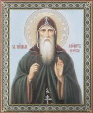Феодор Печерский (рукописная икона)