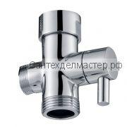 Переключатель на душ поворотный (катридж)