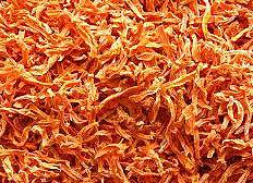 Морковь сушеная 1 кг. Богатырские корма