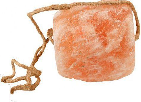 Гималайская соль на веревке 2,5-3,5 кг. Богатырские корма