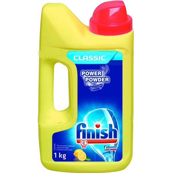 Порошок Calgonit 1кг Powder лимон д/посудомоечных машин