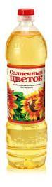 Масло подс. Солнечный цветок раф/дез. б/запаха 870мл. Копейск