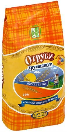Отруби Диадар пшеничные 200г