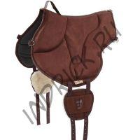 Пад для езды без седла Barefoot Ride-on-Pad коричневый