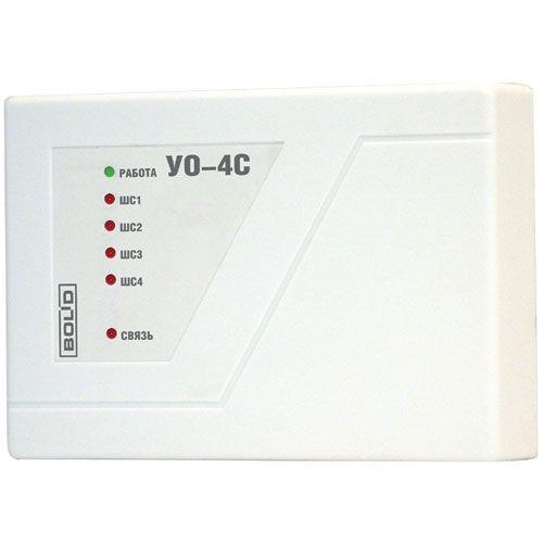 УО-4С исп.02 GSM-модем + ППК 4 шл.