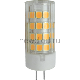 Лампа светодиодная Ecola G4 LED Premium 4W Corn Micro 220V 4200K 320° 55x16