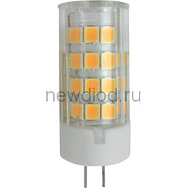 Лампа светодиодная Ecola G4  LED Premium 4W Corn Micro 220V 2800K 320° 55x16