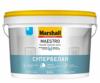 Краска для Потолка Marshall Maestro 2.5л Белый Потолок Люкс / Маршалл Маэстро