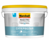 Краска для Потолка Marshall Maestro 9л Белый Потолок Люкс / Маршалл Маэстро