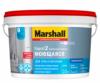 Краска Моющаяся Marshall Export-2 2.5л Латексная Глубокоматовая / Маршалл Экспорт-2