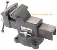 GV-STM05 Тиски слесарные 125 мм GARWIN