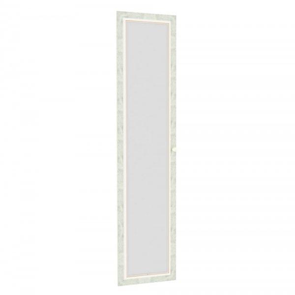 Дверь для шкафа «Луиза» (с зеркалом)