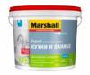 Краска для Кухни и Ванной Marshall 0.9л Влагостойкая / Маршалл