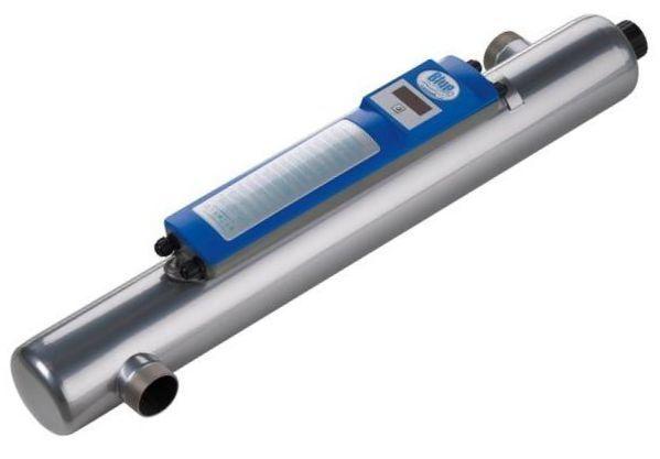 Ультрафиолетовая установка Van Erp Blue Lagoon UV-C Pro 150000 с датчиком потока