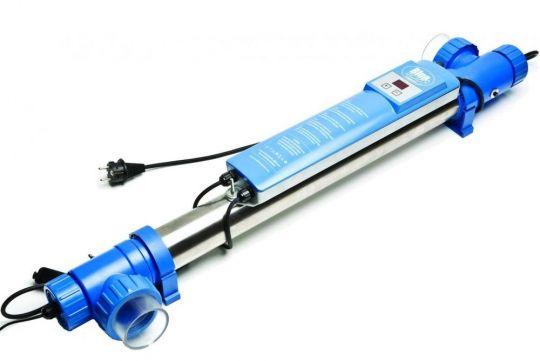 Ультрафиолетовая установка Van Erp Blue Lagoon Ionizer UV-C 40000 с медным ионизатором