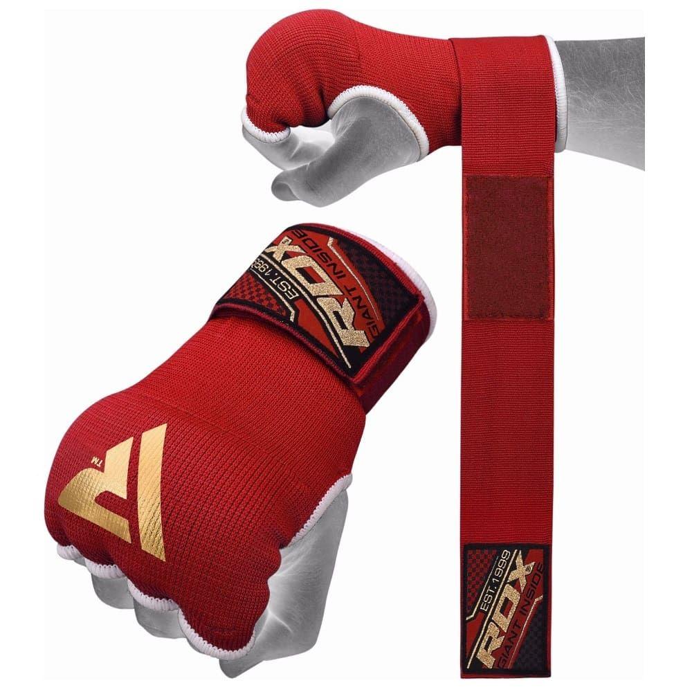 Гелевые бинты-перчатки RDX CARBON R GEL
