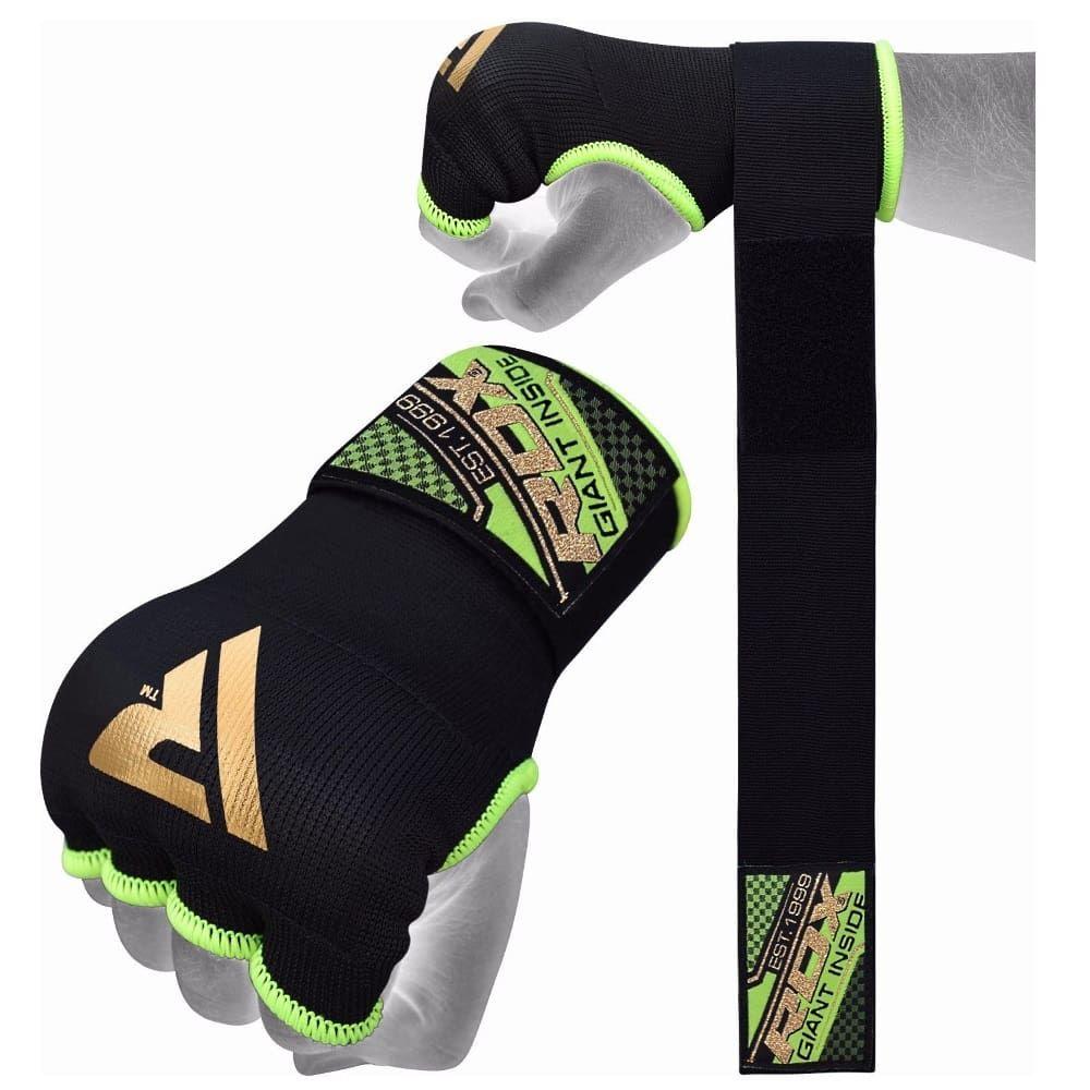 Гелевые бинты-перчатки RDX CARBON B-GR GEL